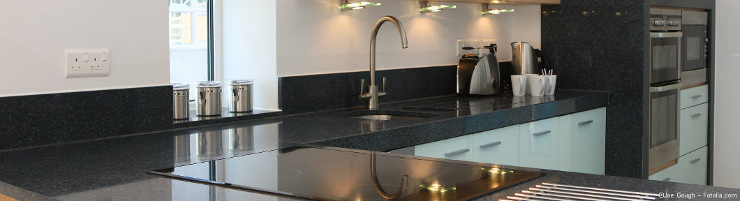Fabulous Granit reinigen, imprägnieren / versiegeln und pflegen JW43